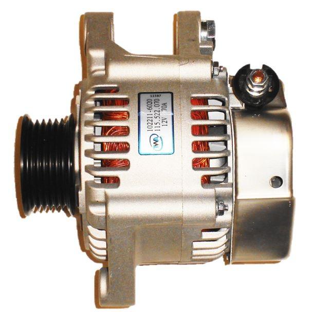 Lichtmaschine 70A