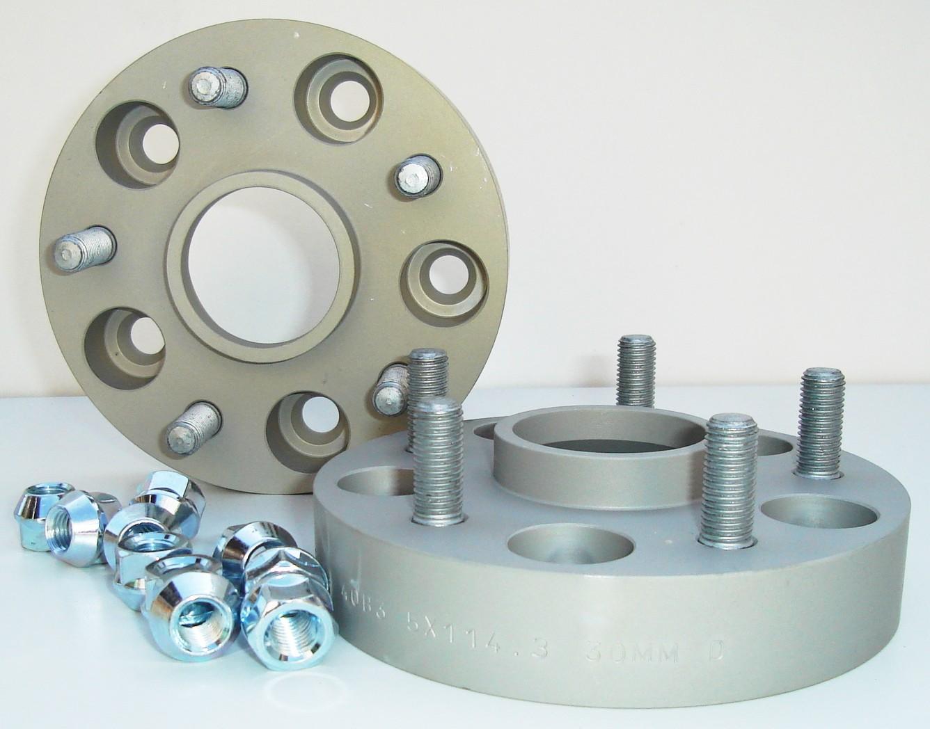 Spurverbreiterungssatz 30/60mm